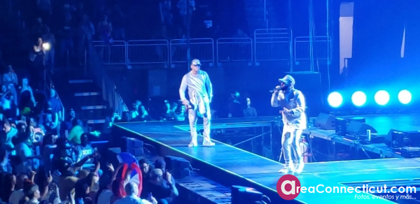Wisin and Yandel, Madison Square Garden_5