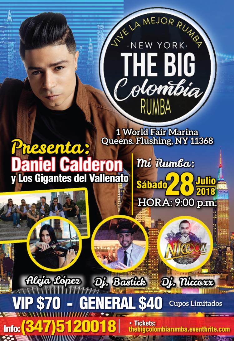 BIG COLOMBIA RUMBA