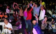 Orquesta Guayacan en La Canchita, Danbury_2