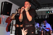Binomio de Oro de América en Club Club Favela,Hartford_41