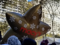 Desfile de Globos de Macy's del Día de Acción de Gracias en New York_13