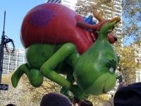 Desfile de Globos de Macy's del Día de Acción de Gracias en New York_14