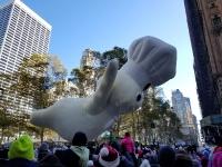 Desfile de Globos de Macy's del Día de Acción de Gracias en New York_2