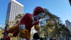 Desfile de Globos de Macy's del Día de Acción de Gracias en New York_4