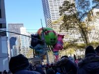 Desfile de Globos de Macy's del Día de Acción de Gracias en New York_6
